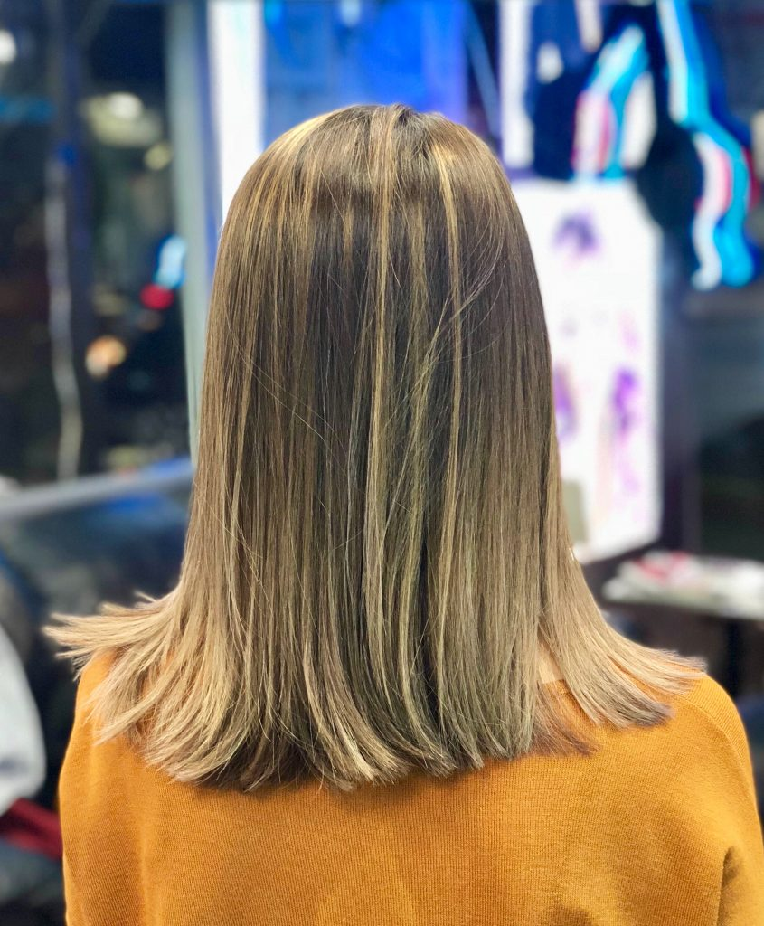 Haircut Style Bergen County Glaze Healthy Hair Color Treated Hair Color Specialists